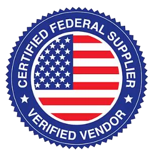 Federal Certified Vendor Logo